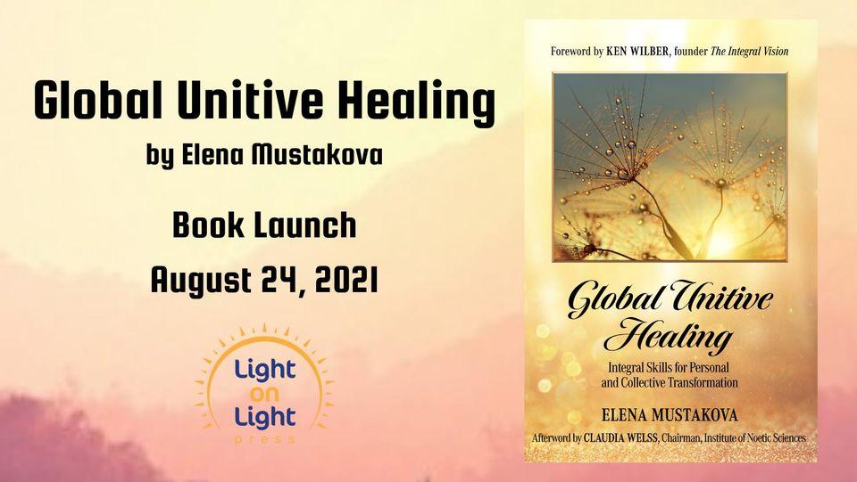 """Гледайте видеото от откриването на книгата на Елена Мустакова """"Световно Обединяващо Лечение"""""""